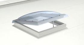 Velux integra ovenlyskuppel